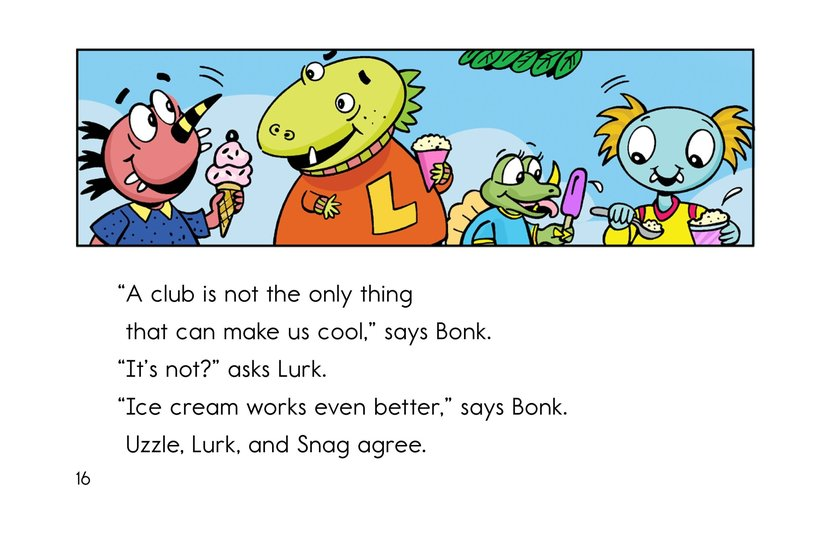 Book Preview For Club Monster Page 16