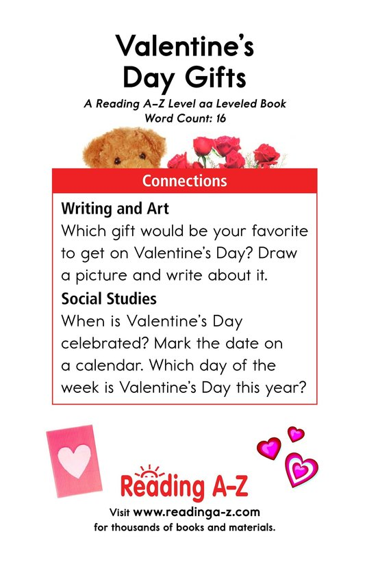 Book Preview For Valentine's Day Gifts Page 11