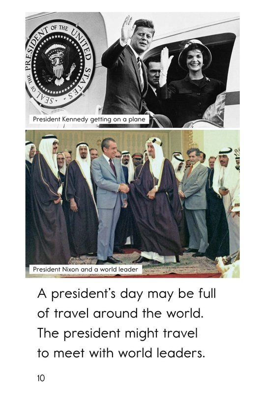 Book Preview For A President's Day Page 10