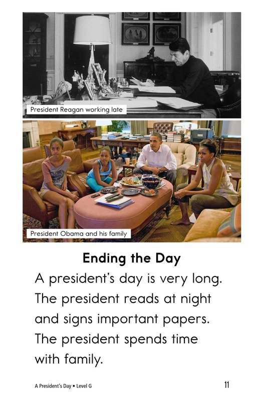 Book Preview For A President's Day Page 11