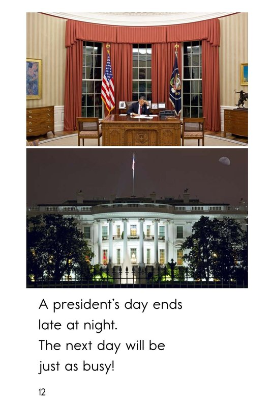 Book Preview For A President's Day Page 12