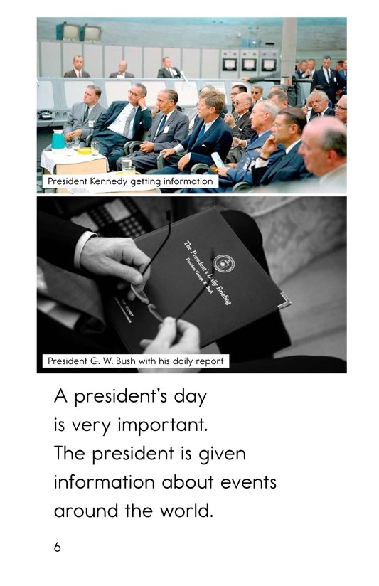 Book Preview For A President's Day Page 6