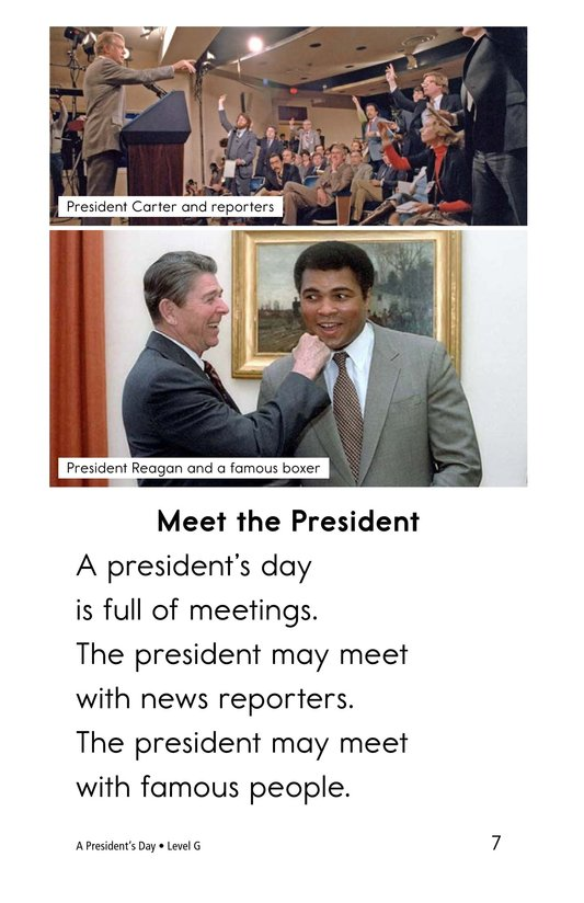 Book Preview For A President's Day Page 7