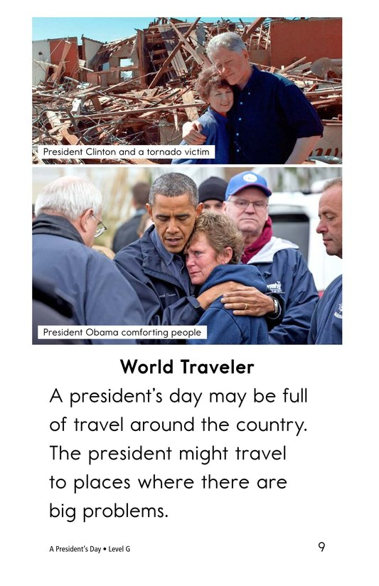Book Preview For A President's Day Page 9