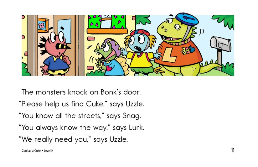 Book Preview For Cool as a Cuke Page 11