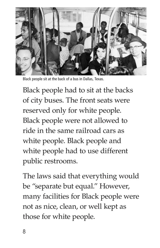 Book Preview For Dr. King's Memorial Page 8