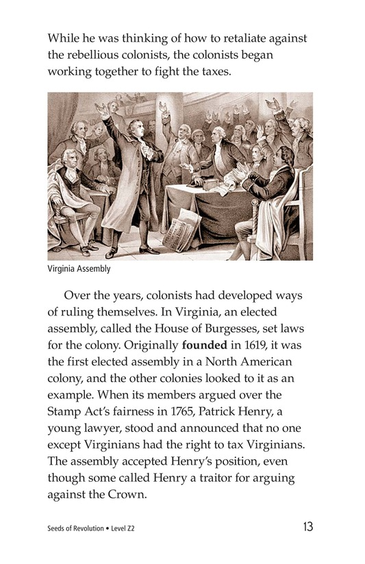 Book Preview For Seeds of Revolution Page 13