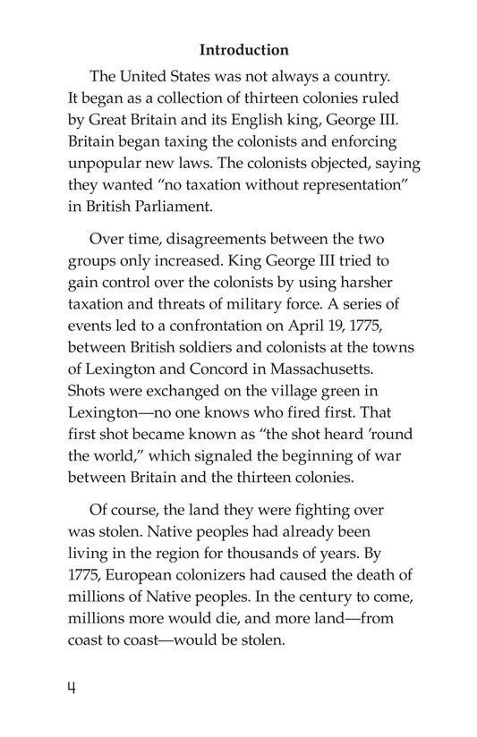 Book Preview For Battling for Independence Page 4