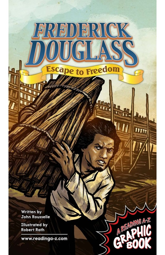 Book Preview For Frederick Douglass: Escape to Freedom Page 1