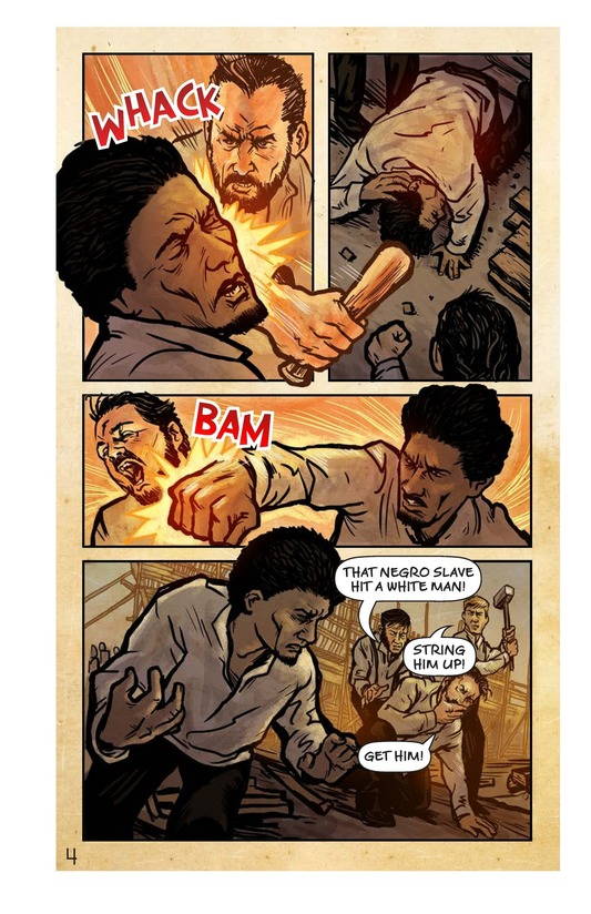 Book Preview For Frederick Douglass: Escape to Freedom Page 5