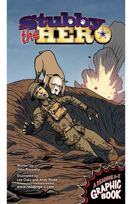 Book Preview For Stubby the Hero Page 1