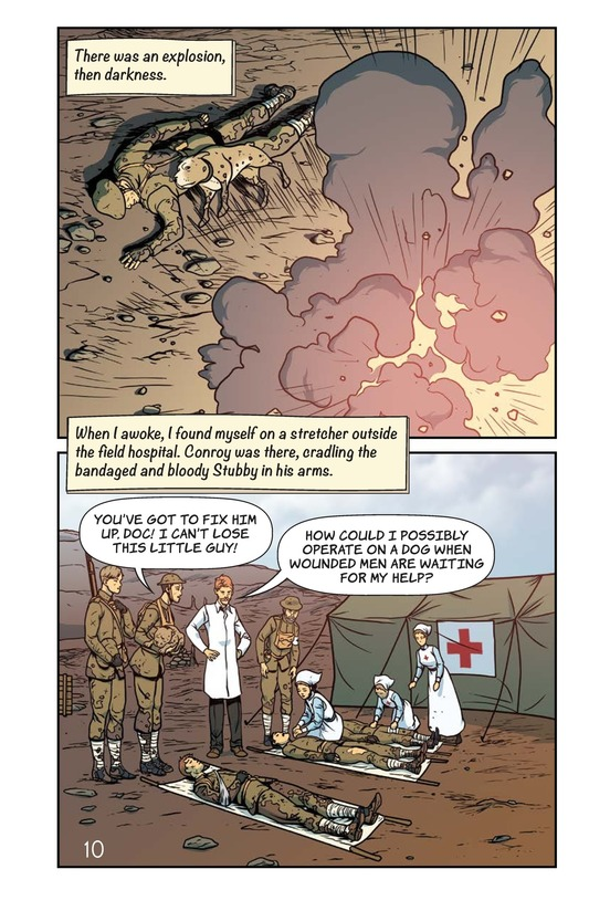Book Preview For Stubby the Hero Page 11