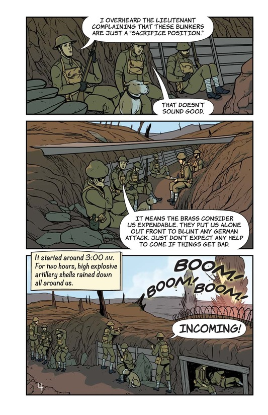 Book Preview For Stubby the Hero Page 5