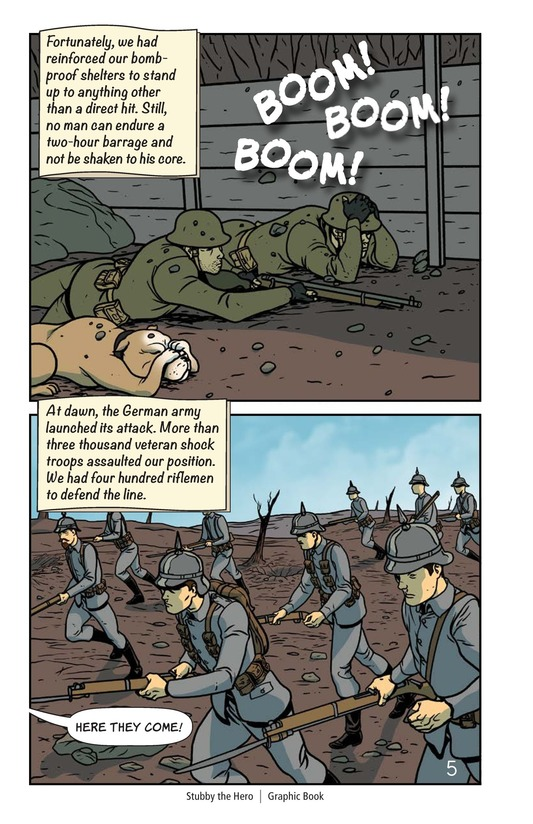 Book Preview For Stubby the Hero Page 6