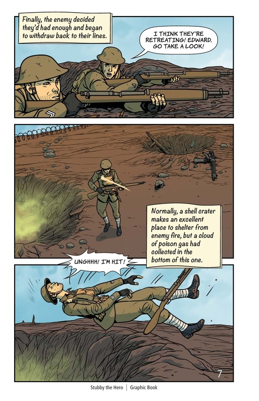 Book Preview For Stubby the Hero Page 8