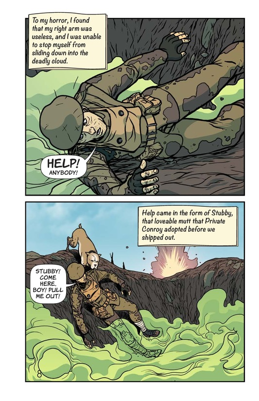Book Preview For Stubby the Hero Page 9
