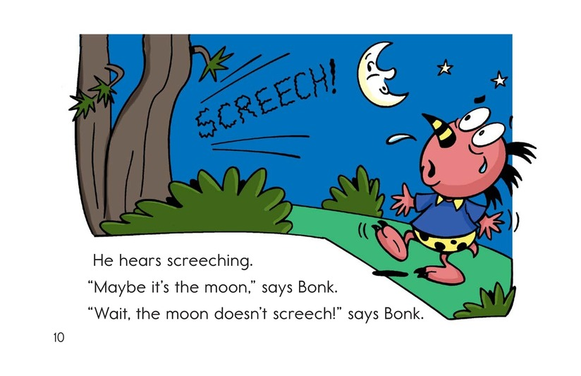 Book Preview For Camping with Bonk Page 10