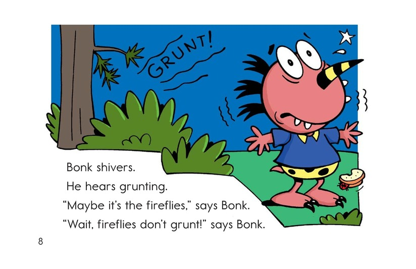Book Preview For Camping with Bonk Page 8