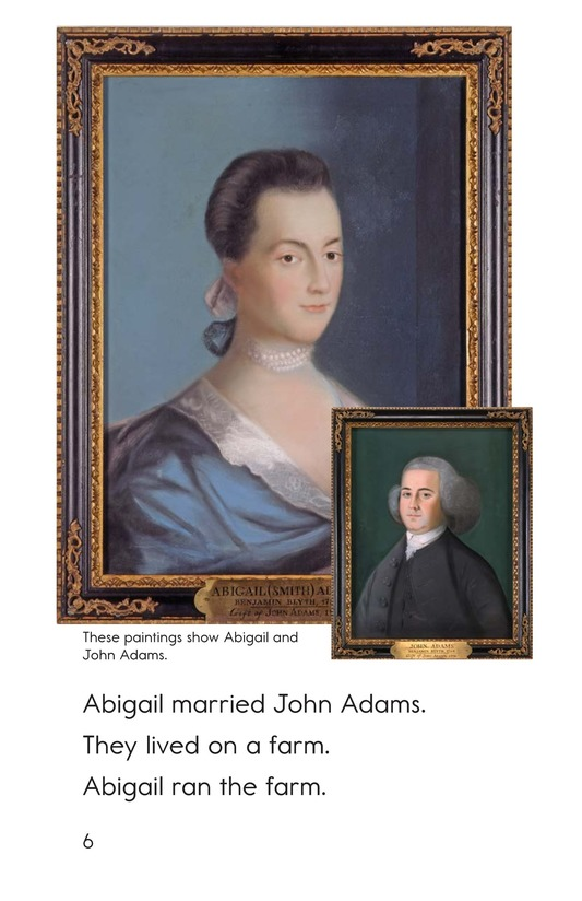 Book Preview For Abigail Adams Page 6