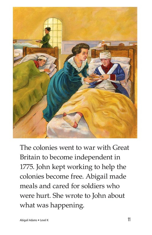 Book Preview For Abigail Adams Page 11