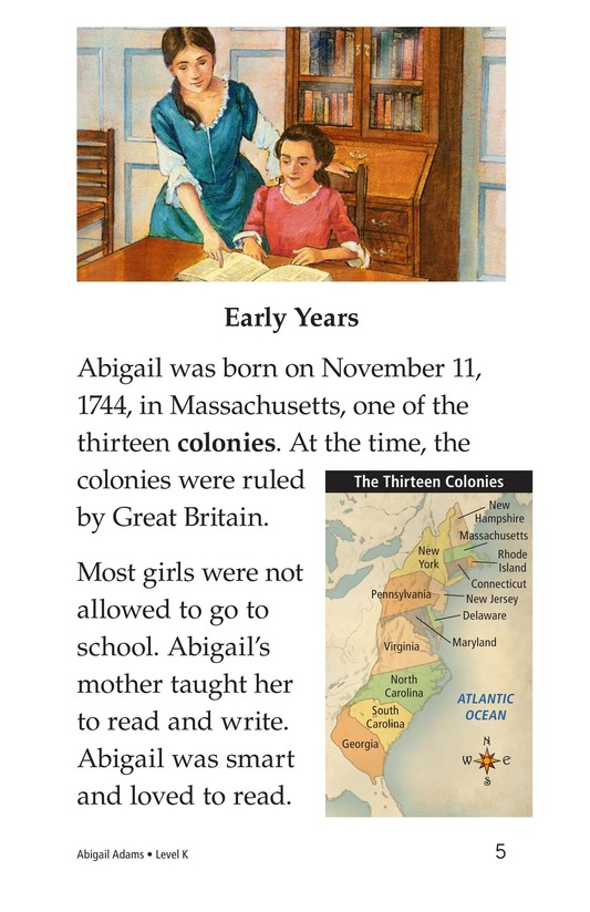 Book Preview For Abigail Adams Page 5