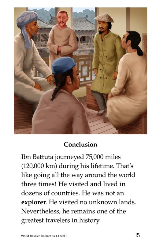 Book Preview For World Traveler Ibn Battuta Page 15