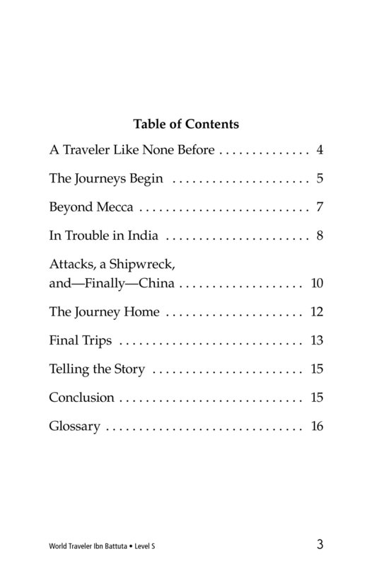 Book Preview For World Traveler Ibn Battuta Page 3