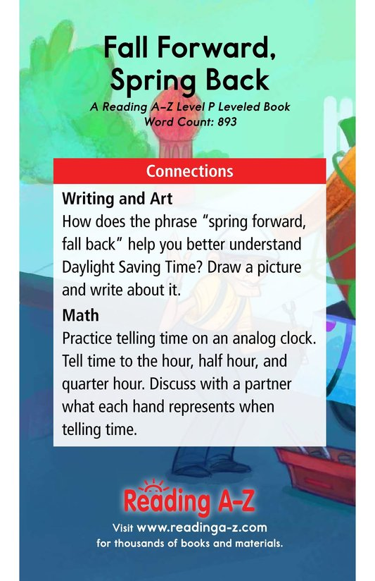 Book Preview For Fall Forward, Spring Back Page 17