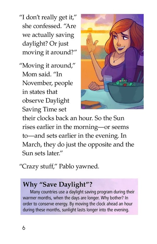 Book Preview For Fall Forward, Spring Back Page 6