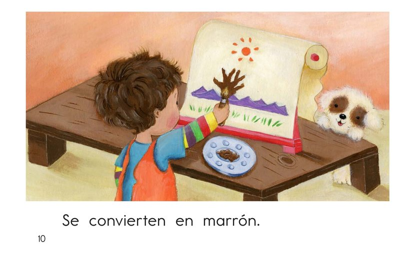 Book Preview For Mixing Colors Page 10