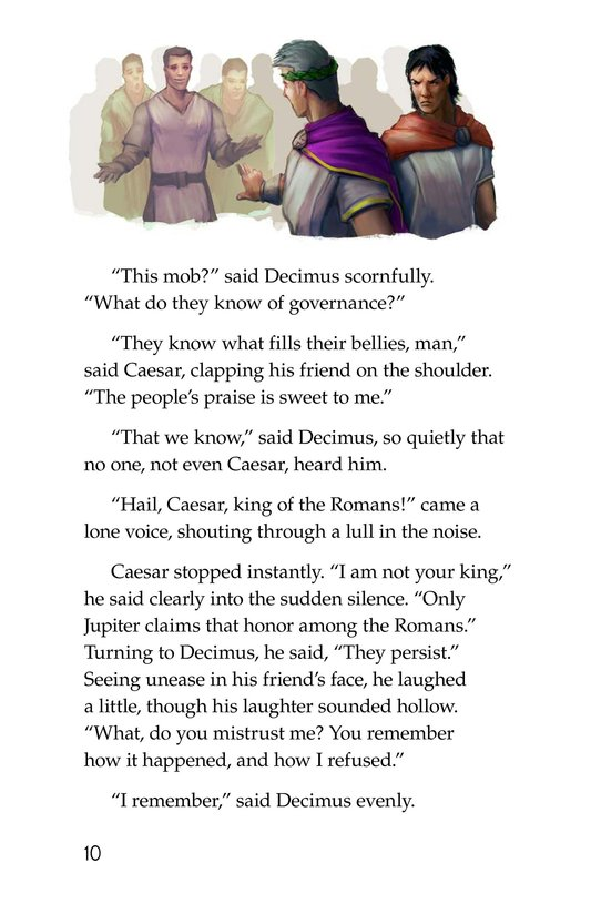 Book Preview For The Ides of March Page 10