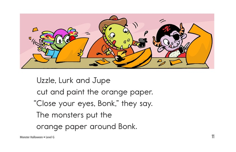 Book Preview For Monster Halloween Page 11