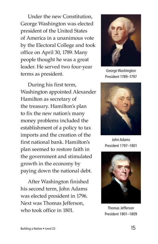 Book Preview For Building a Nation Page 15