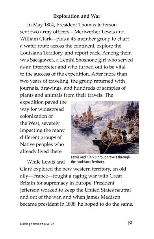 Book Preview For Building a Nation Page 19