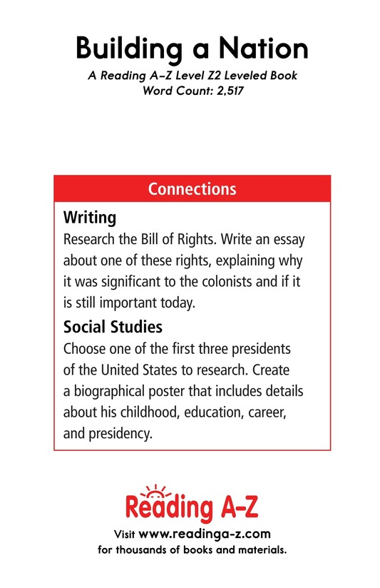 Book Preview For Building a Nation Page 25