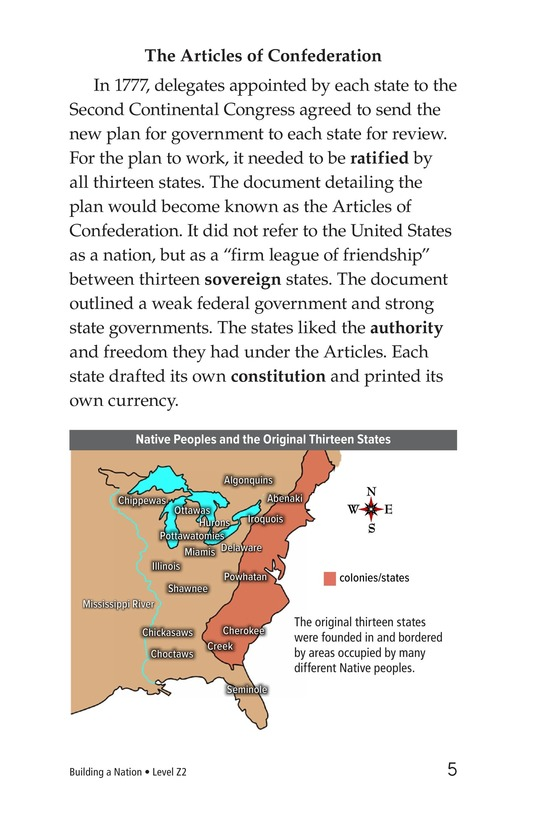 Book Preview For Building a Nation Page 5