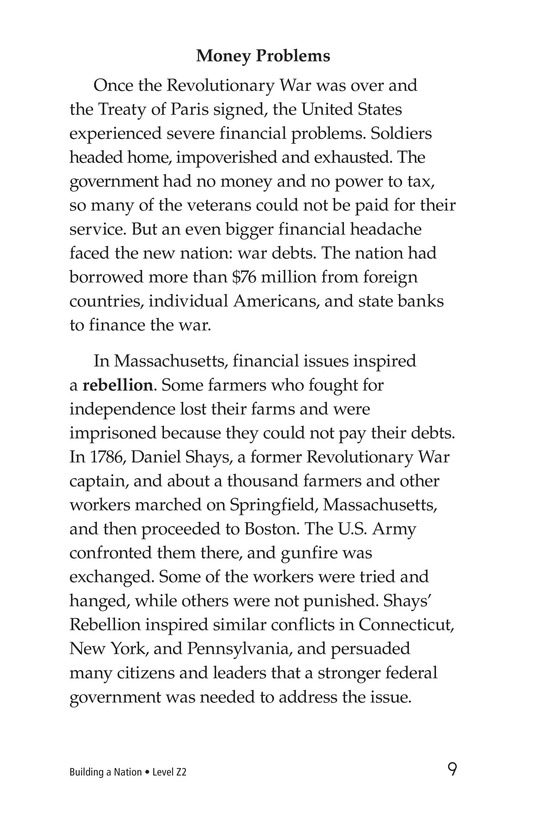 Book Preview For Building a Nation Page 9