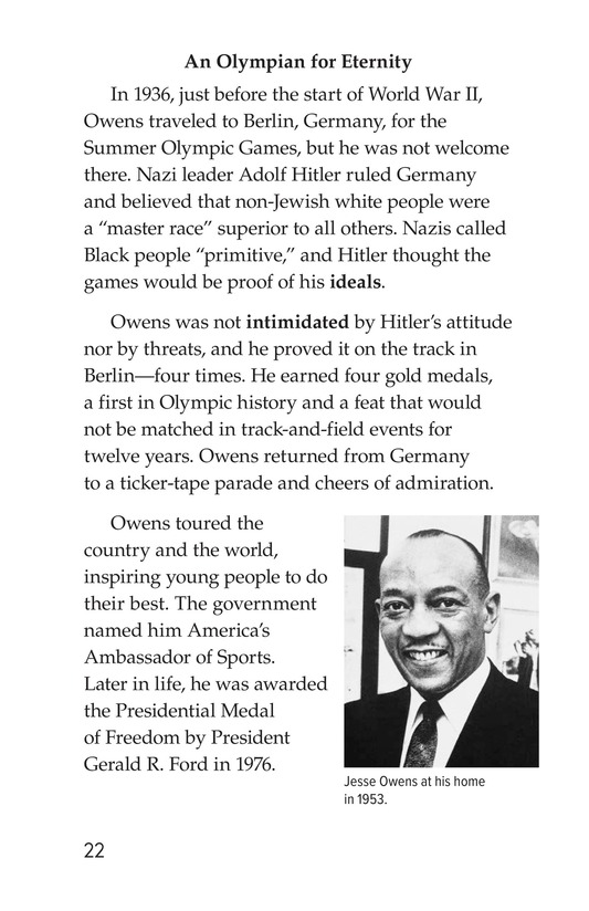 Book Preview For American Sports Legends Page 22