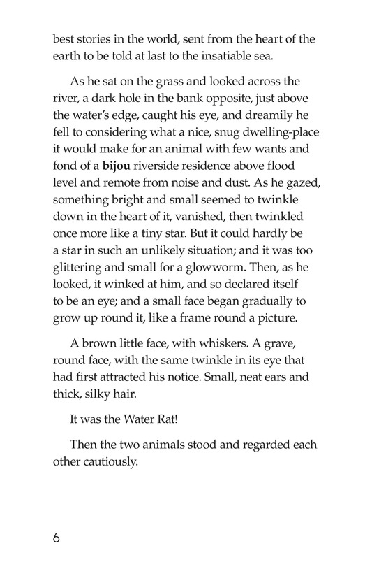 Book Preview For The Wind in the Willows (Part 1) Page 6