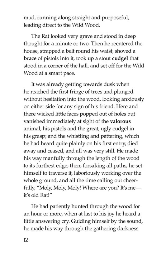 Book Preview For The Wind in the Willows (Part 3) Page 12