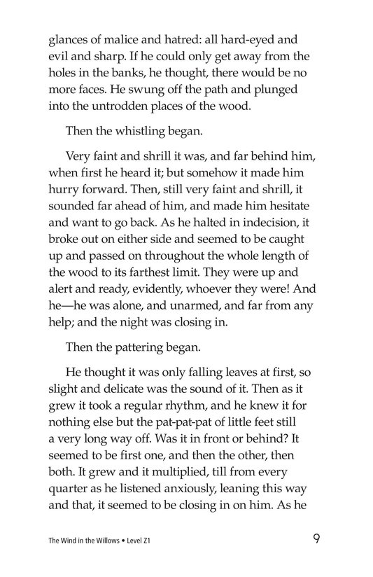 Book Preview For The Wind in the Willows (Part 3) Page 9