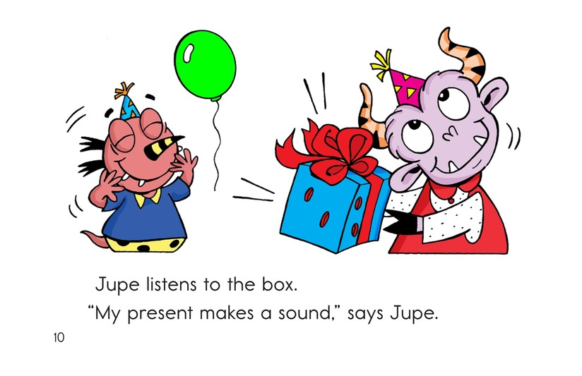 Book Preview For A Pet for Jupe Page 10