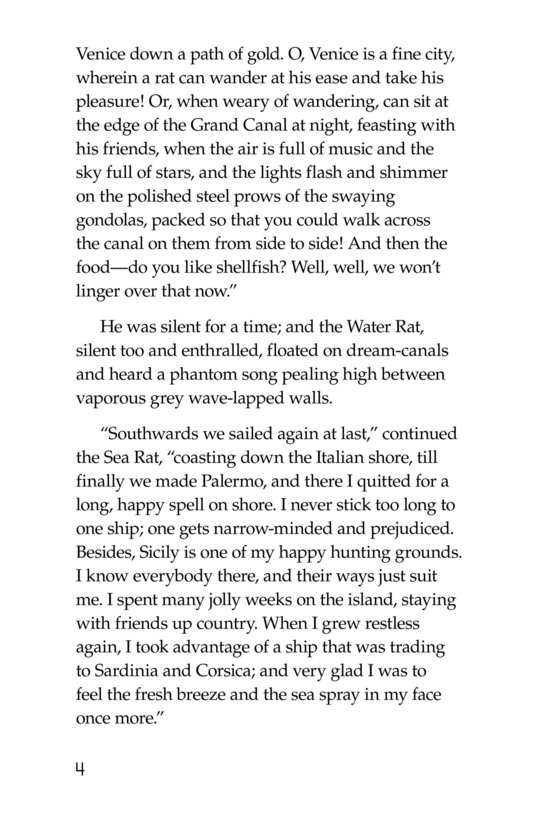 Book Preview For The Wind in the Willows (Part 10) Page 4