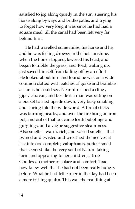 Book Preview For The Wind in the Willows (Part 11) Page 14