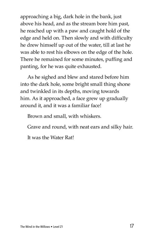 Book Preview For The Wind in the Willows (Part 12) Page 17