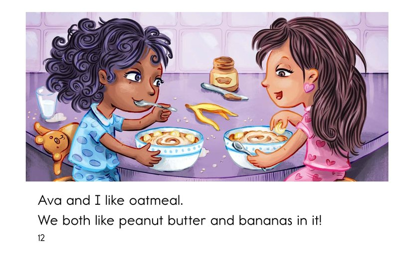 Book Preview For Ava Is a Vegan Page 12