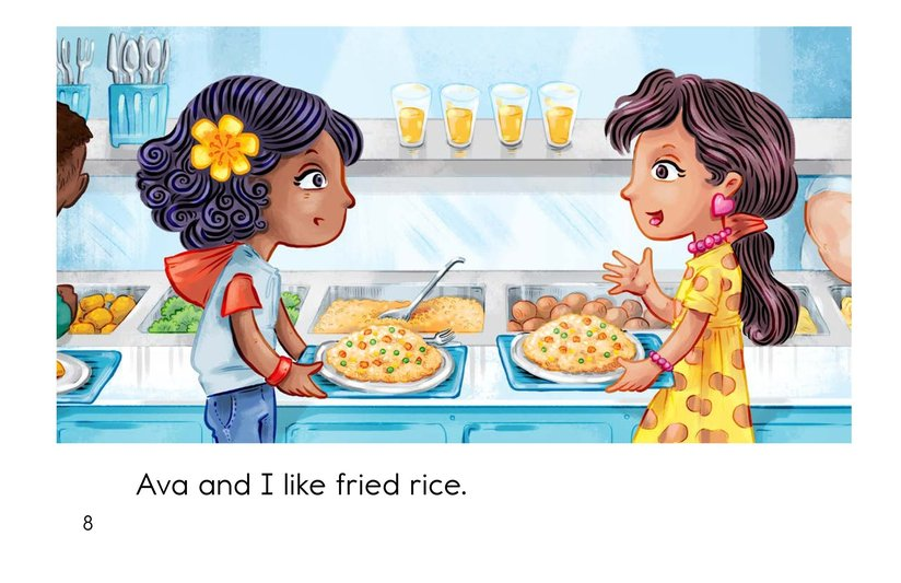Book Preview For Ava Is a Vegan Page 8