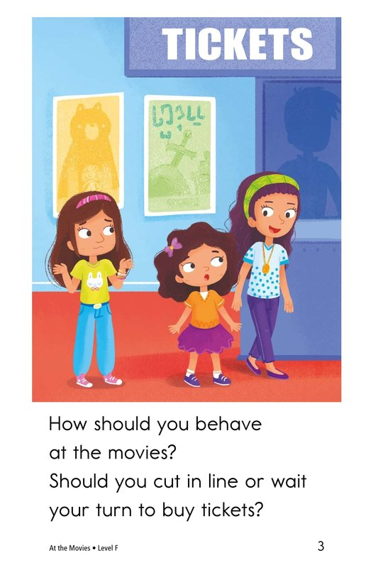 Book Preview For At the Movies Page 3