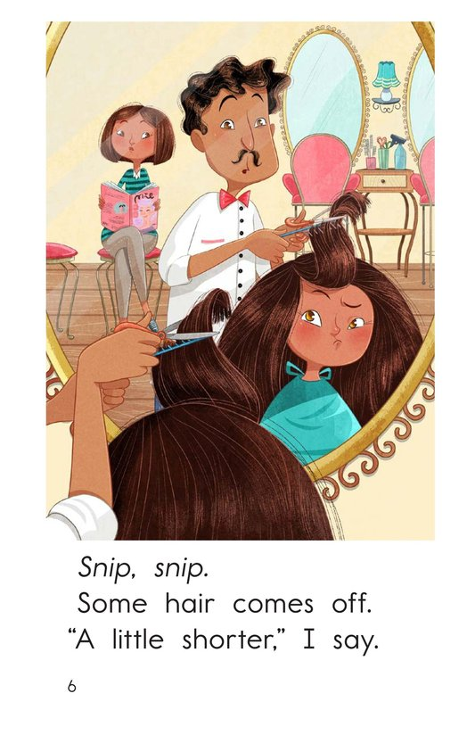 Book Preview For Just a Trim Page 6