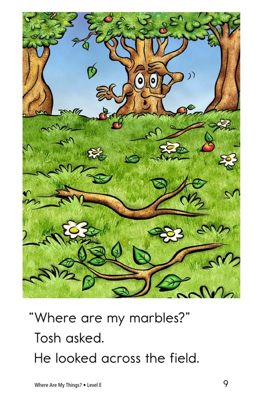 Book Preview For Where Are My Things? Page 9